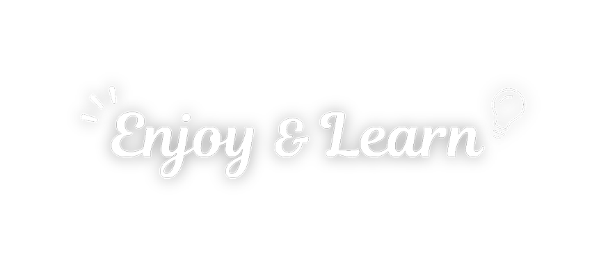 Enjoy&Learn 英語であそび英語でまなぶ