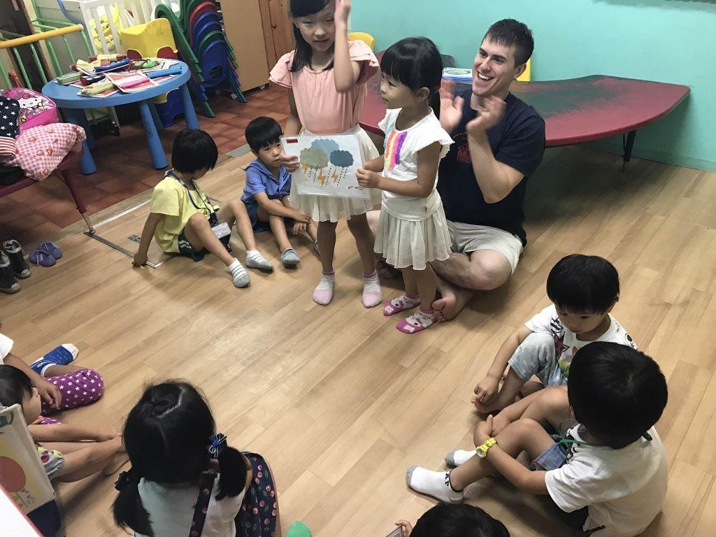 府中|英会話(幼稚園)|7月18日アフタヌーンキンダー