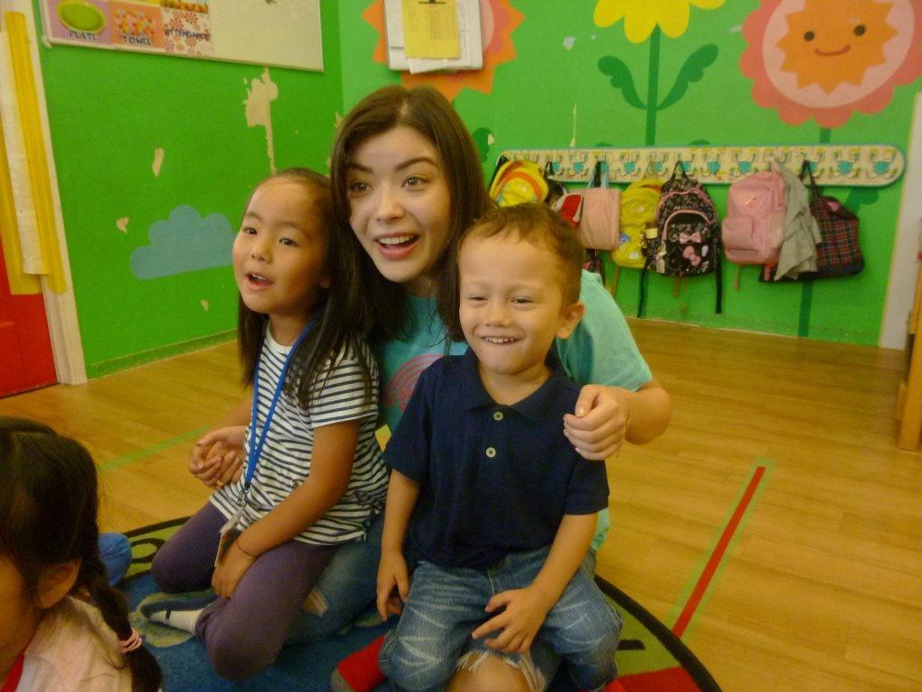 府中|英会話・幼稚園生|土曜日の習い事!アフタヌーンキンダー