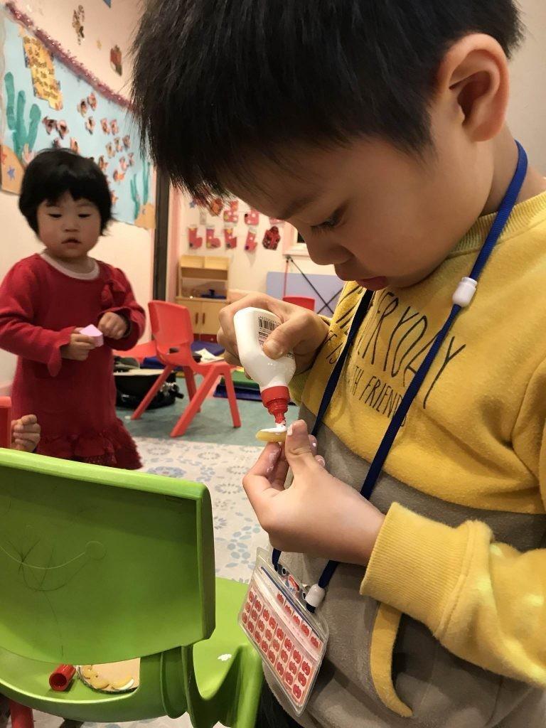 国分寺|英語学童&英語保育(お預かり保育)|冬休みの様子