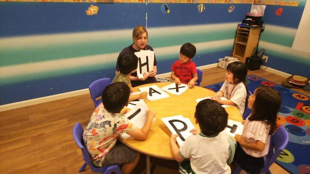 国分寺|英会話・幼稚園生・小学生クラス|7月の単語と表現