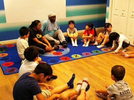 国分寺|英会話・幼稚園生・小学生|<前期>サマースクール2日目