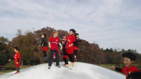 国分寺・府中|インターナショナル・キンダーガーデン|秋のショートピクニック