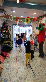 国分寺|英会話・土曜クラス(幼稚園生〜小学生)|クリスマスウイーク