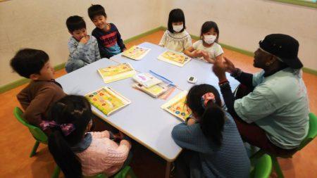 国分寺|英会話クラス(小学生・2時間・1時間)|3月の様子
