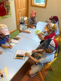 国分寺|インターナショナルキンダーガーデン|6月のクラスの様子